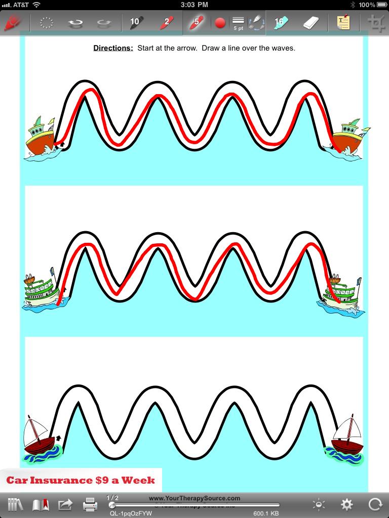 Turn Pdfs Into Ipad Apps Kinder Ipad Lernspiele In Kindergarten