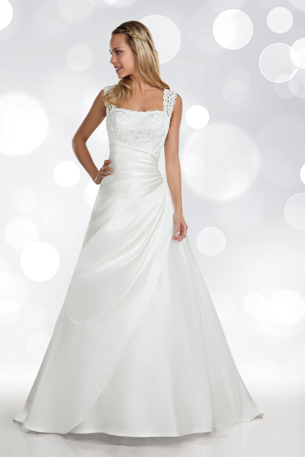 Confetti And Lace Are A Specialist Wedding Shop Based In Stanningley Leeds We Sell Bridal Gowns B Wedding Dress Necklines Ball Gowns Wedding Wedding Dresses