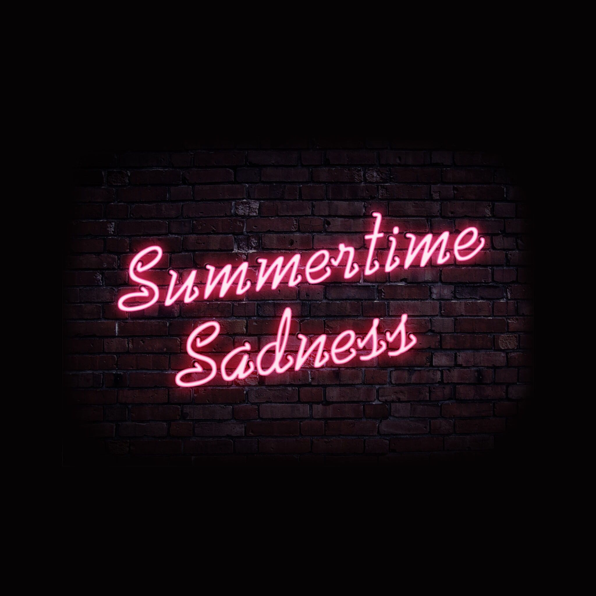 Pin By Brittany On Wallpapers Summertime Sadness Pink Aesthetic Neon Aesthetic