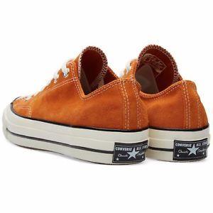 70 Suede Vintage Orange FS 149443c
