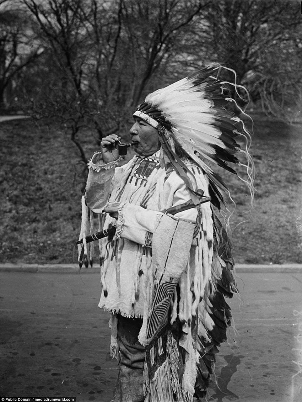 Historic photos of Indigenous People from around the world