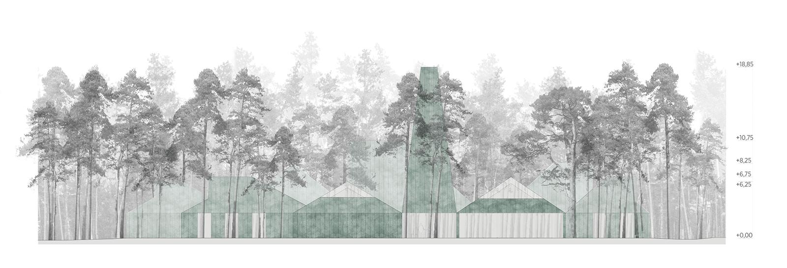 AZPML /// Arvo Pärt centre @ Laulasmaa, Estonie