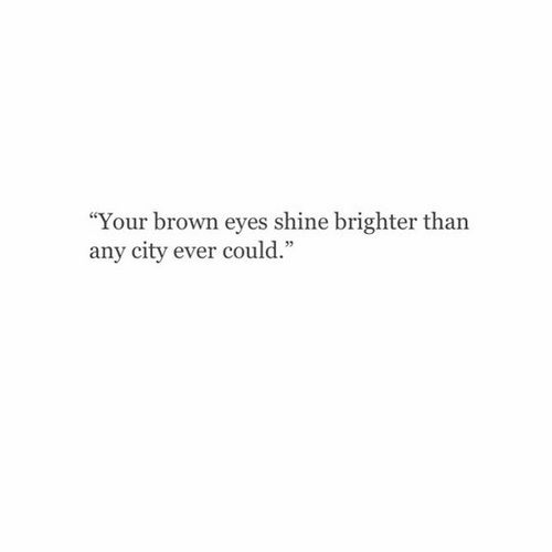 I Love That It Says Brown And Not Some Stereotypically Prettier