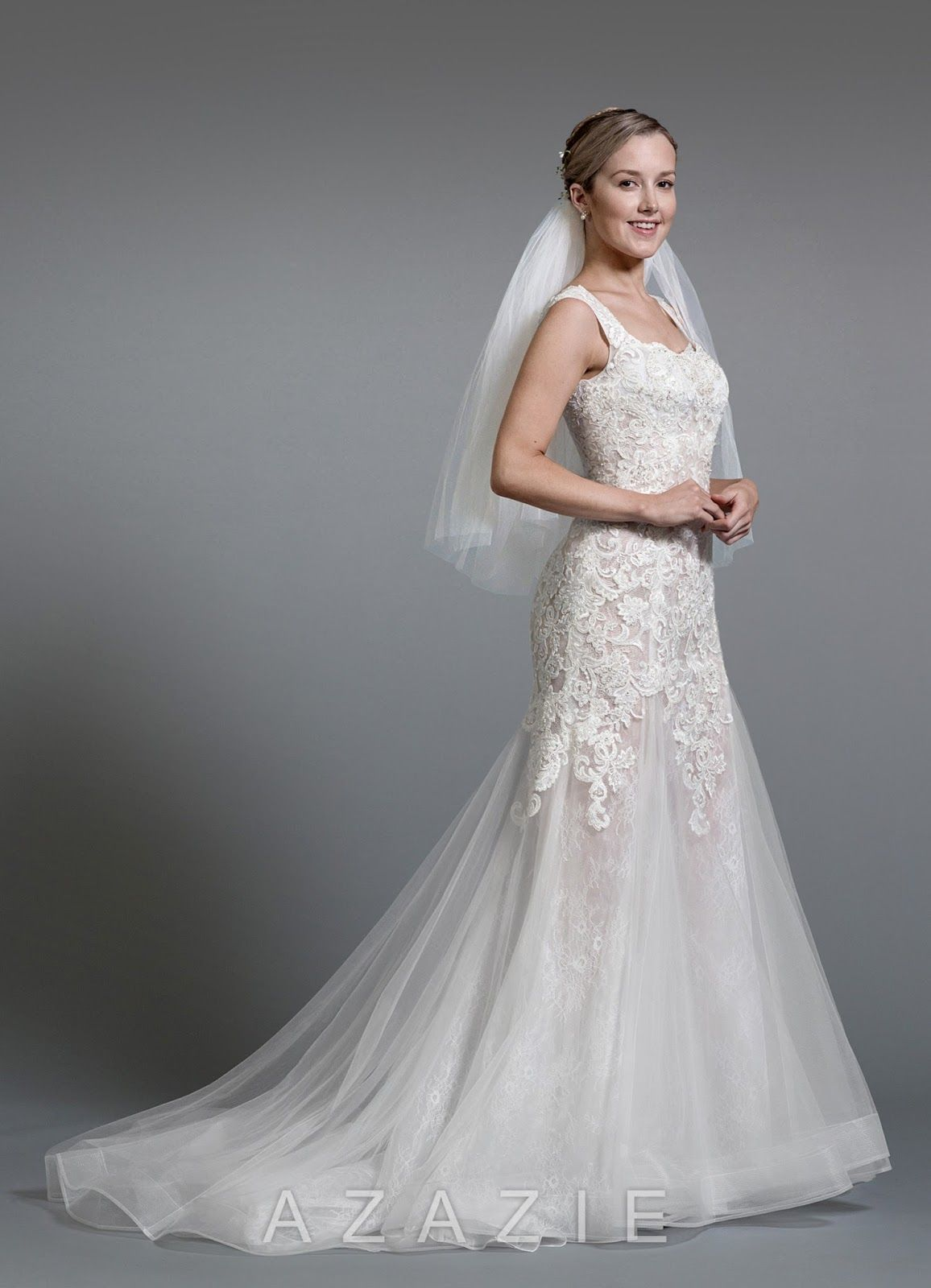 New wedding dress   Beautiful New Wedding Dresses At Azazie For Less Than