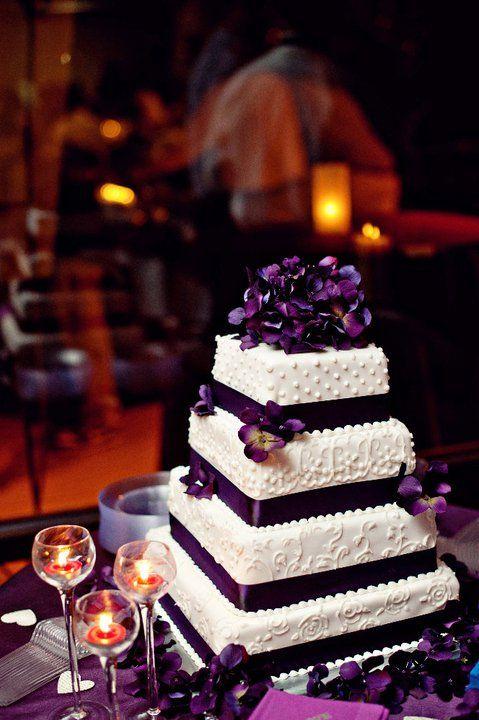 esküvői torta receptek Purple wedding cake | Wedding Stuff | Pinterest | Lila esküvő  esküvői torta receptek