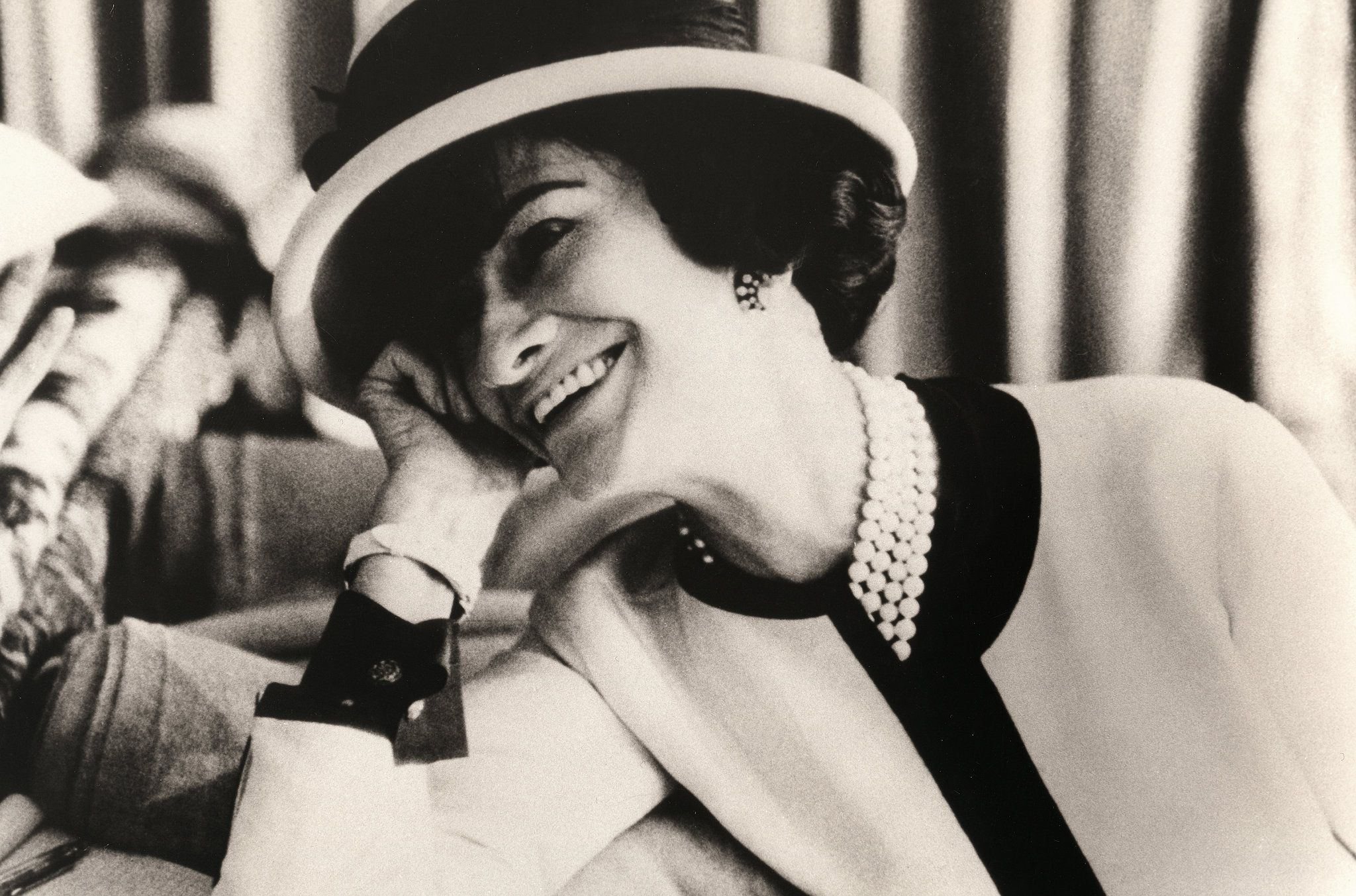 The legendary and incomparable Coco Chanel brought the world Chanel No. 5, one of the most iconic and bestselling fragrances ever made. Coco was known for her short hair, flawless makeup looks, and understated yet elegant fashion choices.