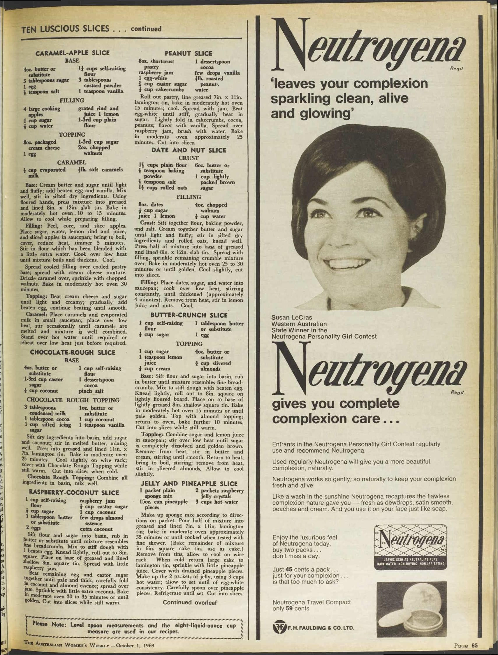 Issue: 1 Oct 1969 - The Australian Women's Week...
