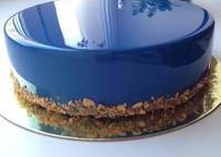 Зеркальная глазурь для тортов и пирожных | Рецепт в 2020 г ...