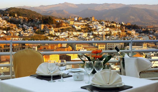 Vincci Granada Europe Hotels Granada Hotel