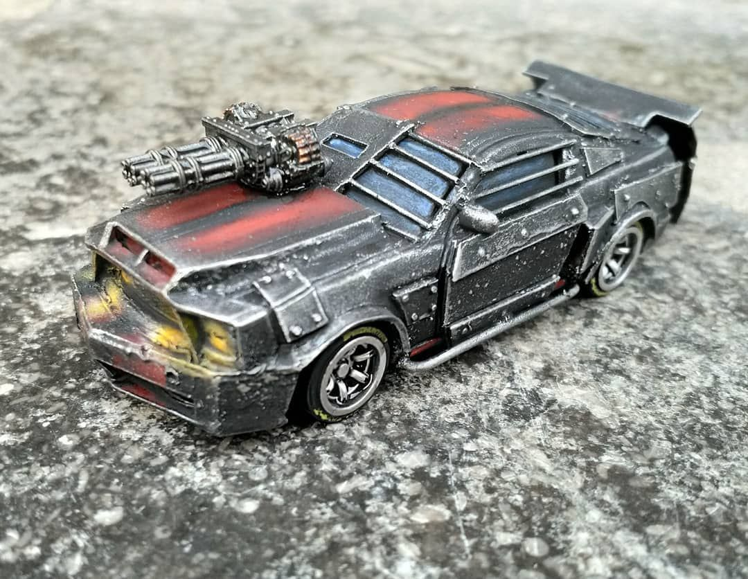 One More Car For Gaslands Gaslands Ospreypublishing Ford