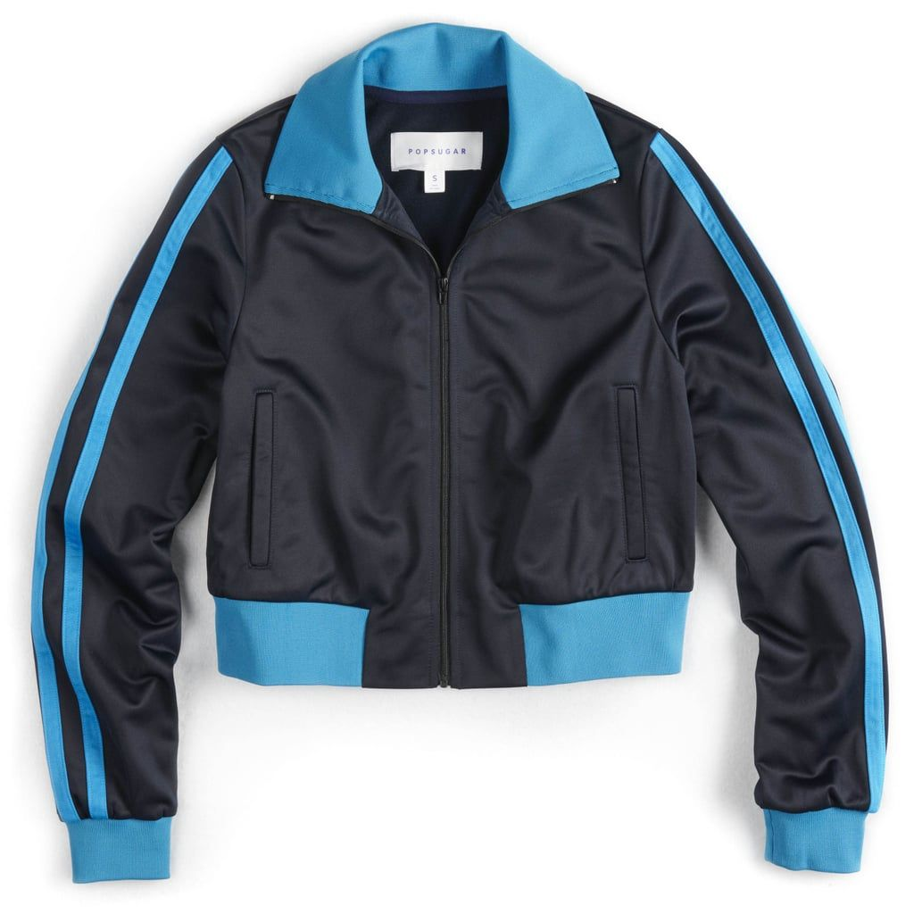 See And Shop Every Single Piece From The Popsugar At Kohl S Collection Now On Sale Jackets Tracksuit Sports Jacket [ 1024 x 1024 Pixel ]