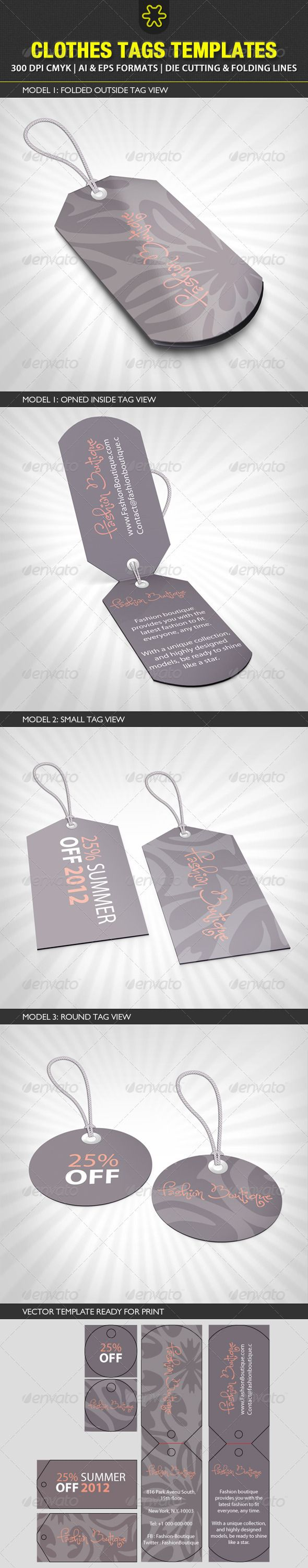 clothes tags templates tag templates print templates and template
