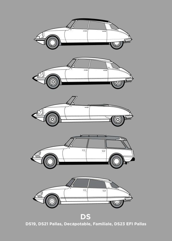 Part Of My Classic Car Profiles Collection This Design Features Five Part Of My Classic Car Profiles Collection Classic Cars Classic Cars Vintage Vintage Cars