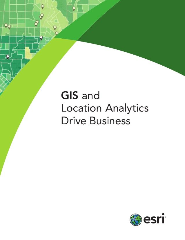 GIS and Location-analytics-business