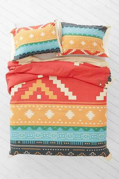 Pin By Hdi 19 On Southwest House With Images: Curtis Jinkins For DENY Southwestern Plains Duvet Cover