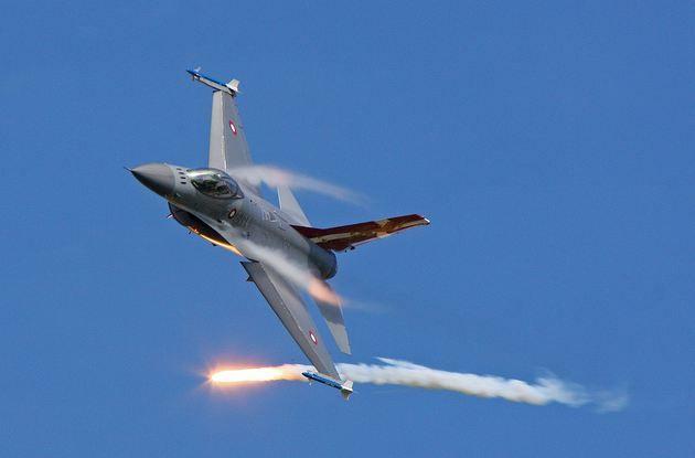 Danish F16