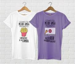 Camisetas Personalizadas Para Mejores Amigas Tumblr Buscar Con
