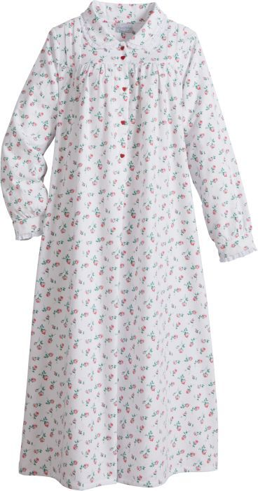 3cded91f5b Lanz Red Rose Nightgown in 2019