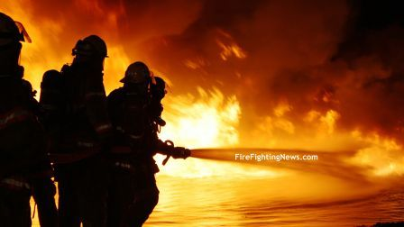 Firefighters Fighting Entertainment HD Wallpaper FIREFIGHTER NEWCOM