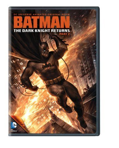 Batman The Dark Knight Returns Part 2 Dvd Peter Weller Http