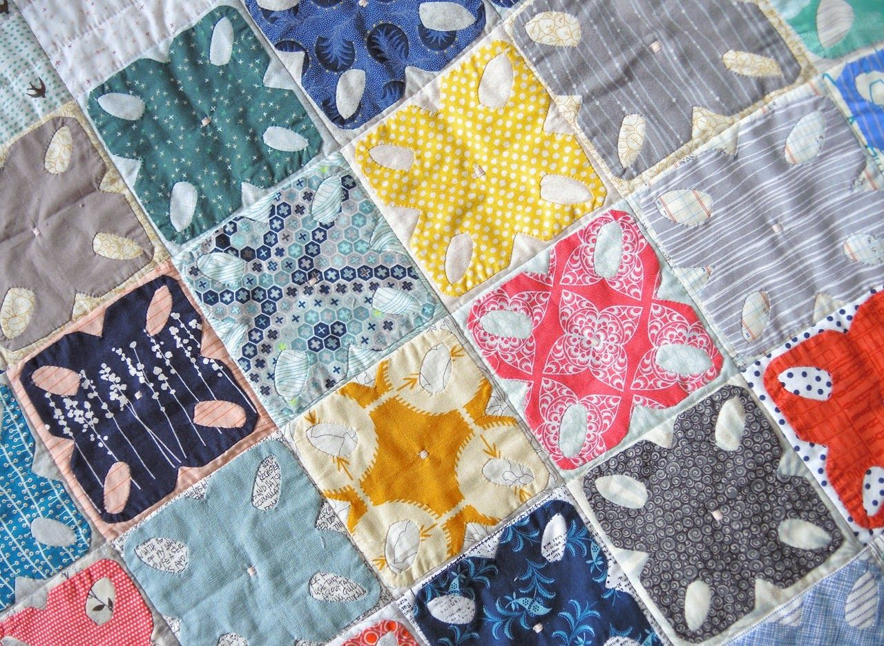 Dining Room Empire: A Year in a Quilt - Alturas is Done