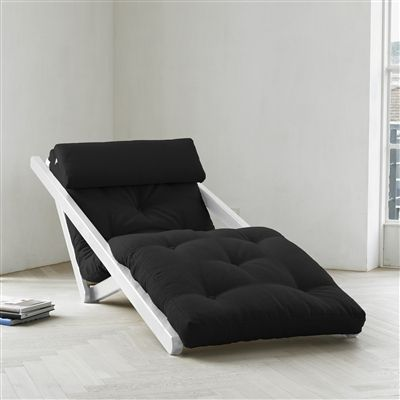 Modern Update To The Classic Convertible Lounger Bed Futon Made Of Durable  Nordic Pine And