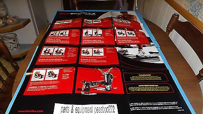 cool bowflex revolution home gym poster  brand new  gym
