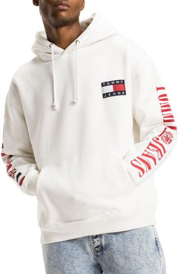 aaaed9696e4d TOMMY HILFIGER FLAG HOODIE.  tommyhilfiger  cloth