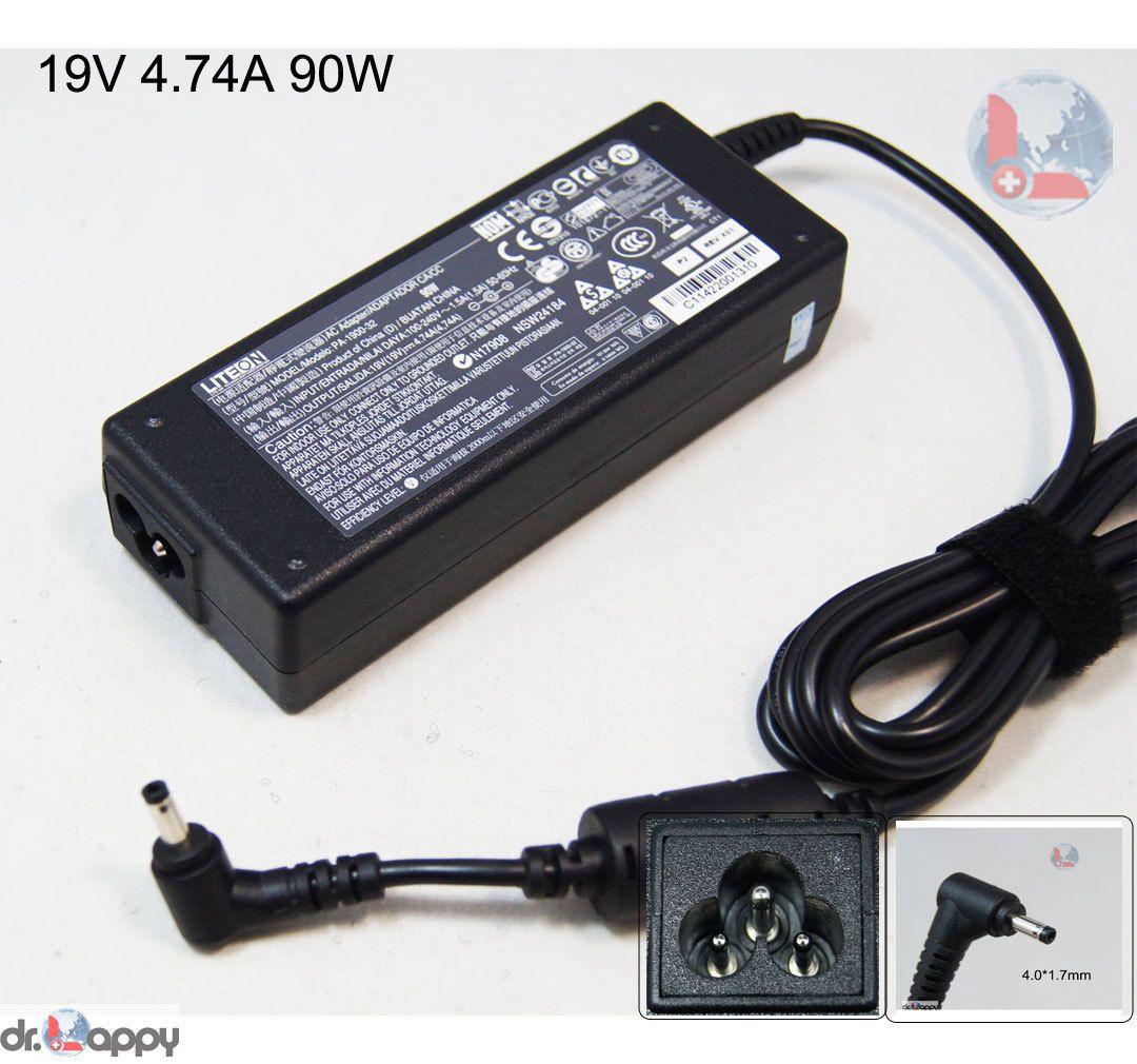 Liteon Genuine Original 90W AC Adapter Charger Compatible Dell GJN3G 0GJN3G 4mm