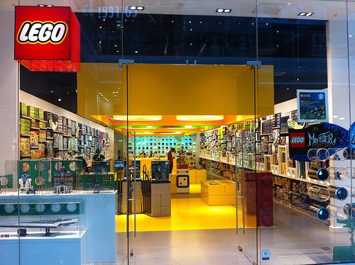 London LEGO Store | Lego store and Lego