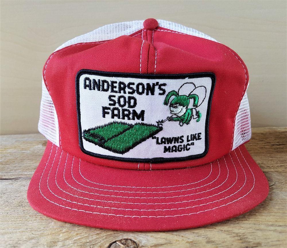 a379d6865a7e6 Vintage 80s COASPAC MEATS Mesh Trucker Hat Snapback Baseball Cap K Brand  Canada
