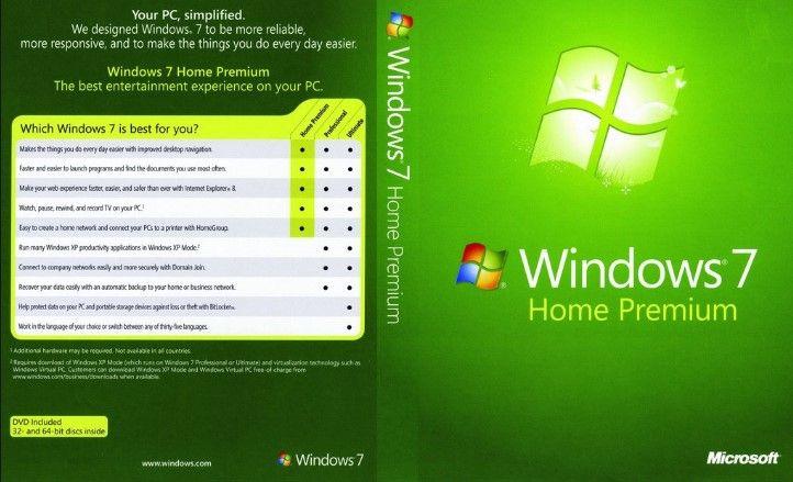 win 7 home premium key free