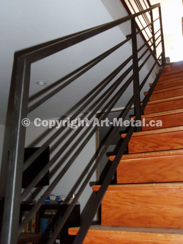 Best Slikovni Rezultat Za Metal Indoor Railing Modern Stairs 400 x 300