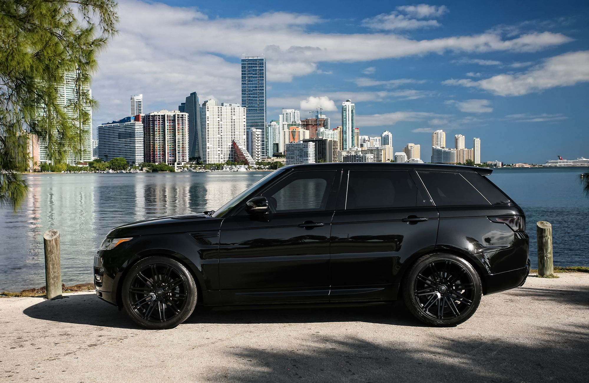 lease land rrs rover pin range sport landrover miami evolved blackonblack