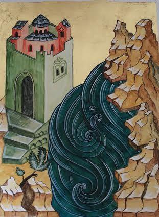 saint alipy icon painter - Google Search