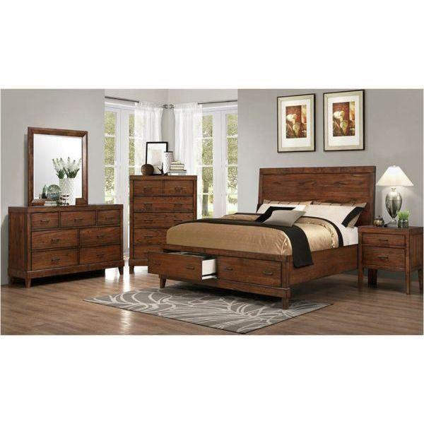 Tamarindo 5 Piece Bedroom Set Wood Bedroom Sets 5 Piece Bedroom Set Bedroom Set
