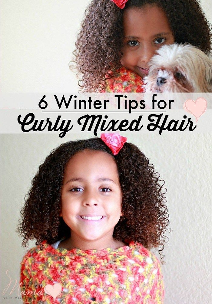 6 Products To Protect Dry Curly Hair Winter Hair Care