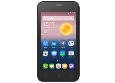 Smartphone Alcatel OneTouch Pixi First - Dual Sim 4GB Ασήμι (4024DMSIL) - http://tech.bybrand.gr/smartphone-alcatel-onetouch-pixi-first-dual-sim-4gb-%ce%b1%cf%83%ce%ae%ce%bc%ce%b9-4024dmsil/