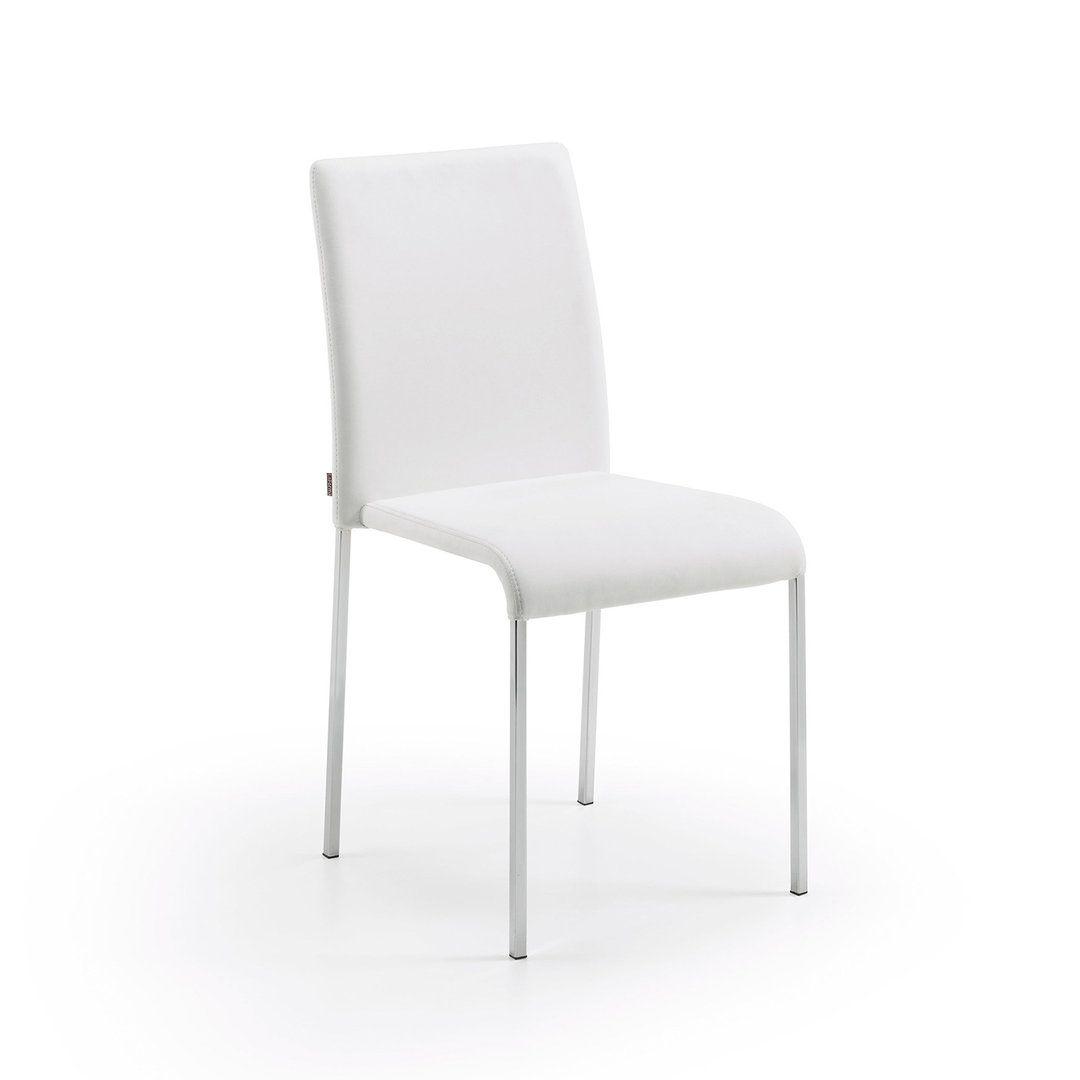 SILLA MODERNA DAVIS BLANCA | Sillas de Comedor - Chairs | Comedores ...