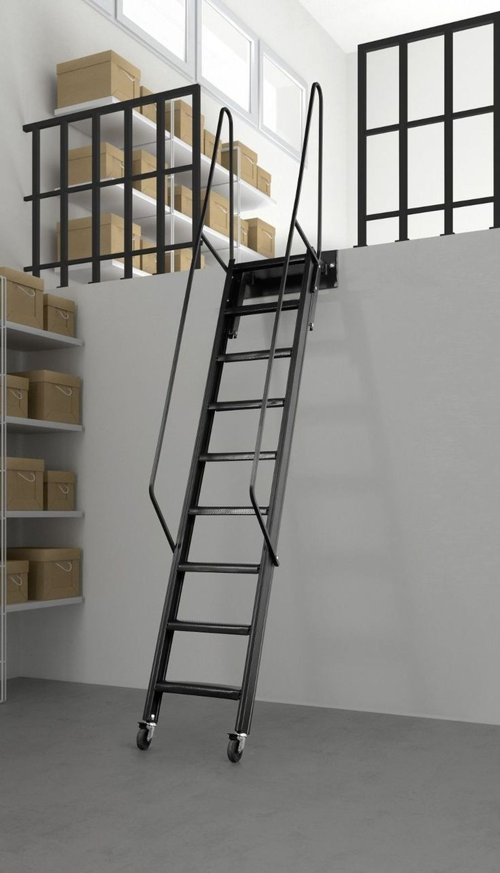 Nice 34 Popular Ladders Ideas For Space Saving Loft Stairs Stairs Design Attic Remodel