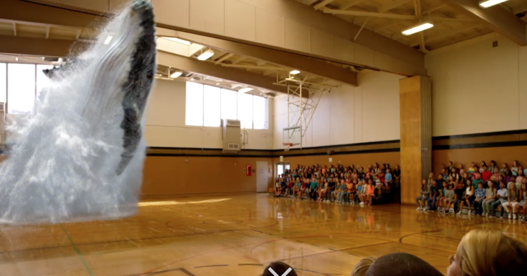 """Magic Leap says it will debut its product . . . """"hopefully"""