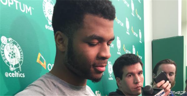 Andrew Harrison: Kentucky 'closest thing to the NBA'