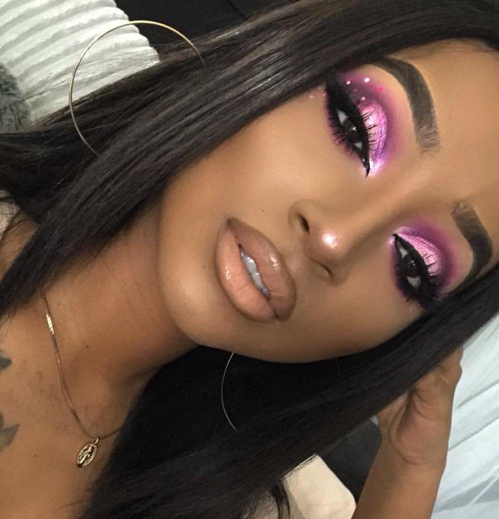 #EyeMakeupColourful | Makeup for black women, Womens