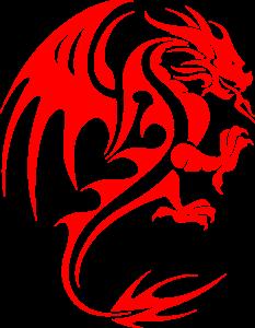 Pin By Carl Gleba On Perro De Carne Red Dragon Tattoo Tribal Dragon Tattoos Celtic Dragon Tattoos