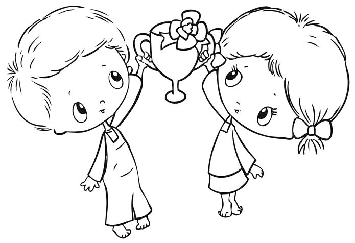 Well Done Coloring Pictures Coloring Pages Drawings