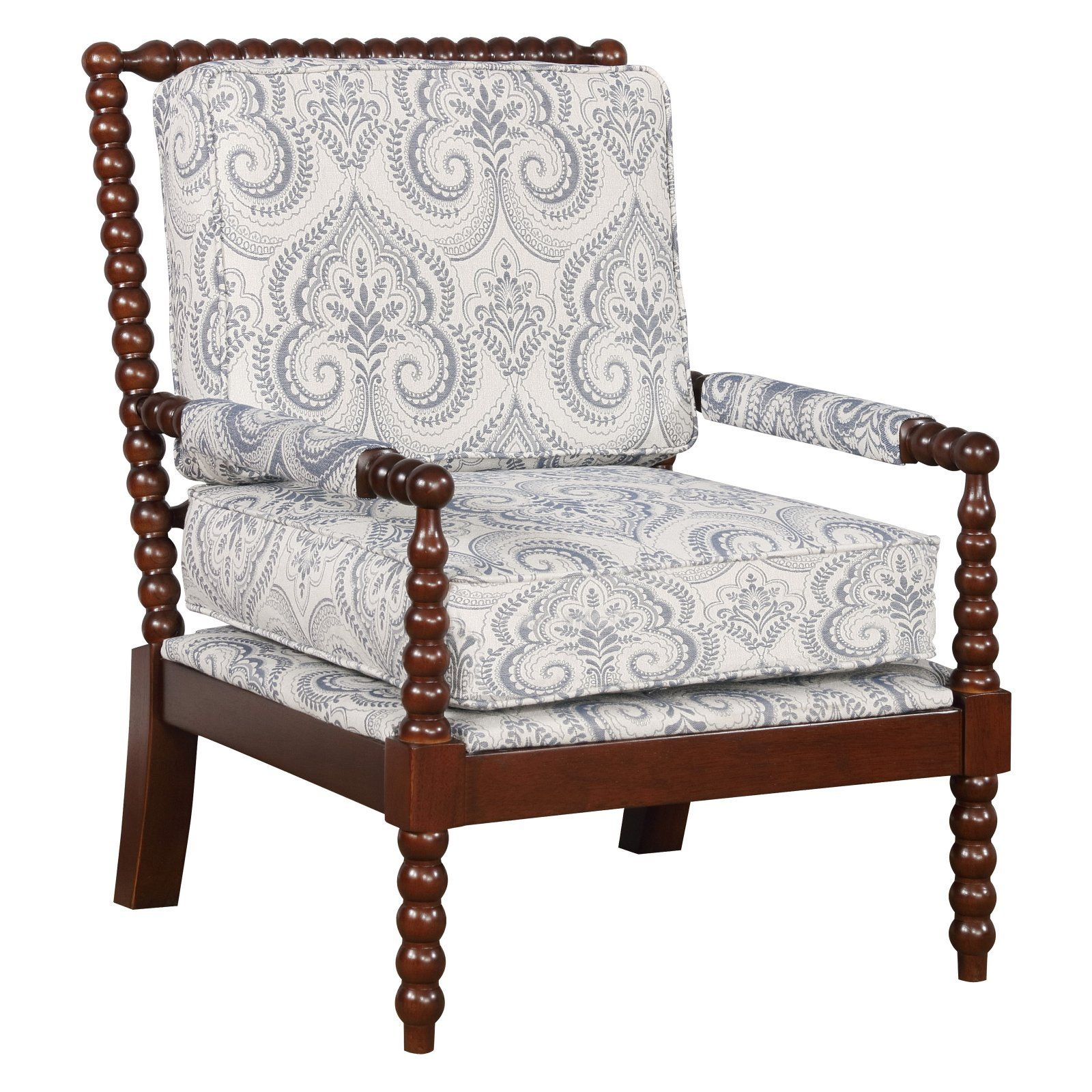 Home in 2020 Linon, Chair, Spindle chair