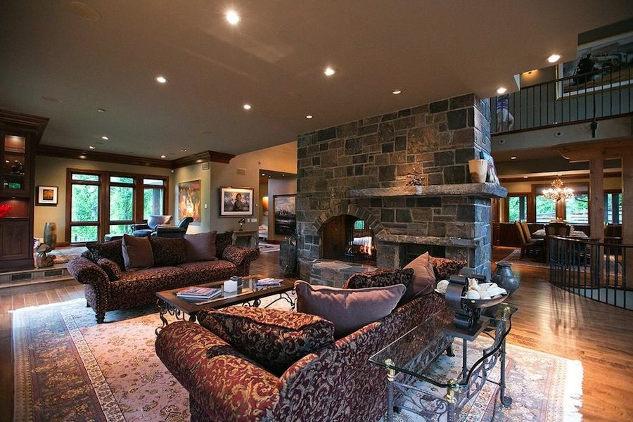 Mansion Dream House: Calgary Chalet U2013 1125 Sydenham Road SW, Mount Royal,  Calgary · Open PlanCalgaryDream HousesAlberta CanadaRestaurantLiving RoomMansions  ... Part 72
