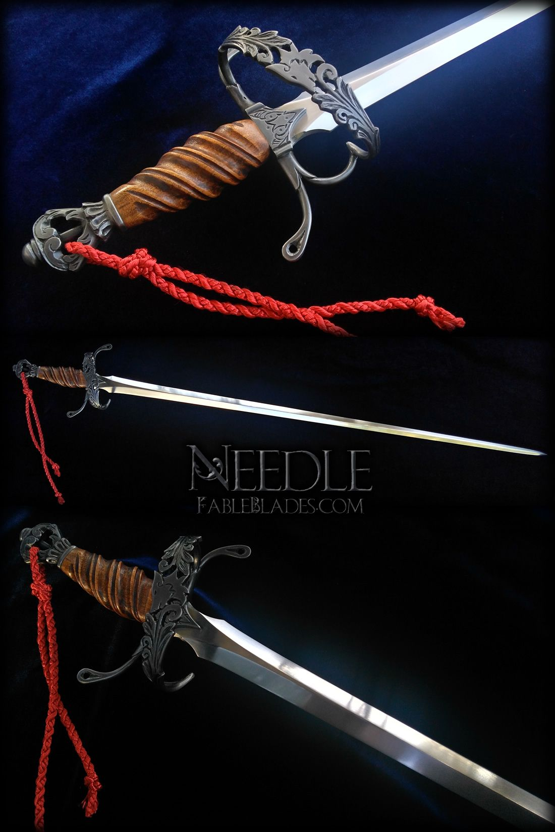 This is my take on how I believe Arya Stark's sword Needle