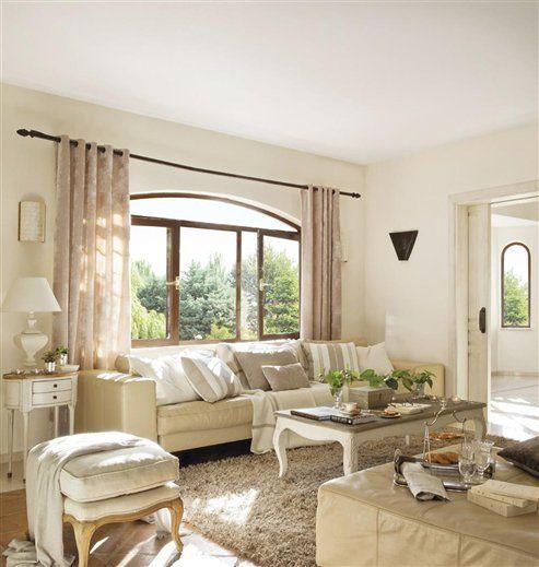 Los mejores 50 salones de el mueble - Decorar salones grandes ...