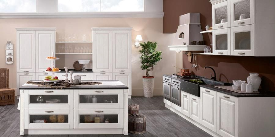 tradition, design and functionality come together in the kitchens ... - Catalogo Cucine Classiche